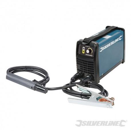 Silverline 200 A Svářecí invertor - 200 - 200A 103597 5024763111105