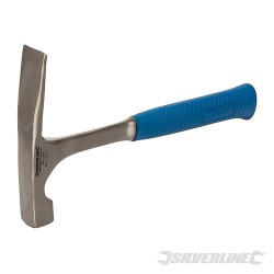Solid Forged Brick Hammer - 20oz (567g)