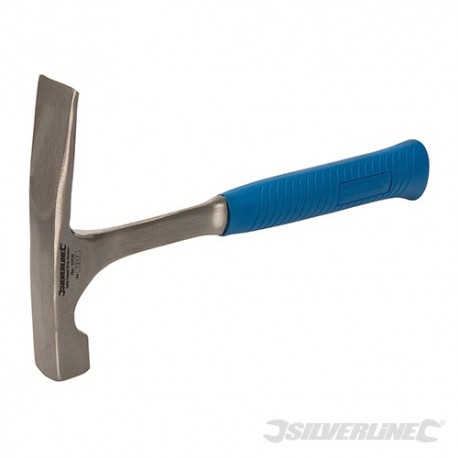 Solid Forged Brick Hammer - 20oz (567g)