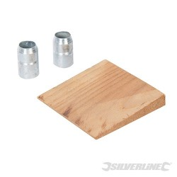 Hammer Wedges 3pce - Axes To 6lb (2.72kg)