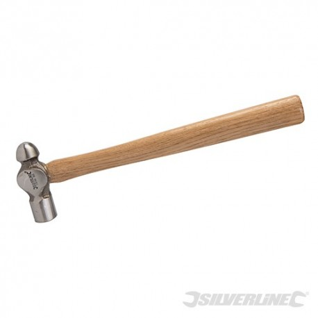 Hardwood Ball Pein Hammer - 8oz (227g)