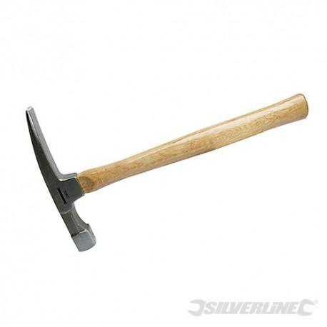 Hardwood Brick Chipping Hammer - 24oz (680g)