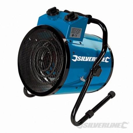 2kW Workshop Electric Fan Heater - 2kW