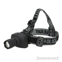 LED Head Torch - 1W