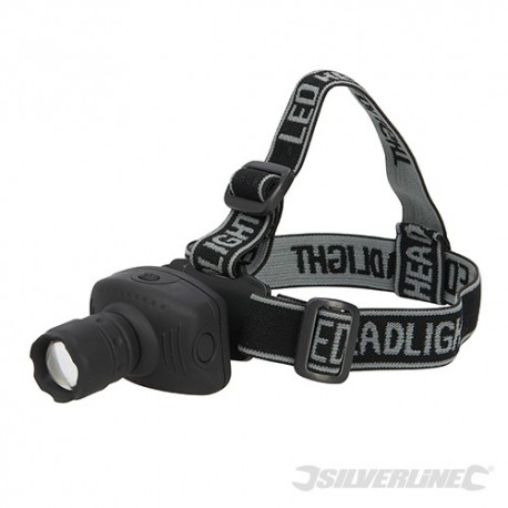 LED Head Torch - 1W