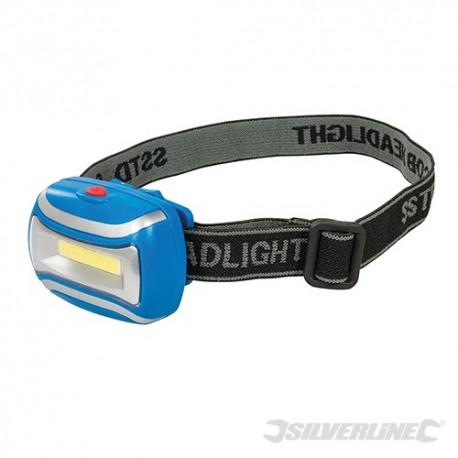 COB LED Headlamp - 3W