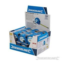Measure Mate Tape Display Box - 30pce 3m x 16mm
