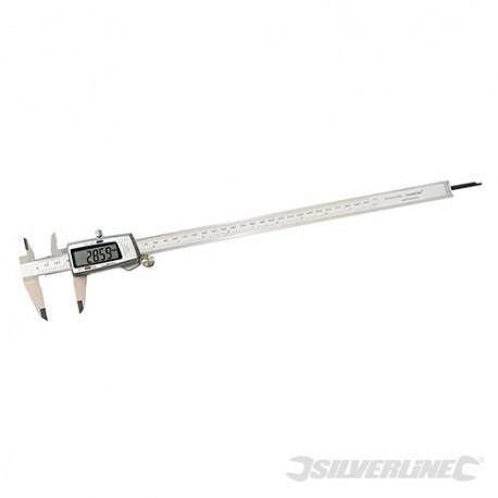 Silverline Digitální posuvné měřítko - 300mm 411212 5055058179746