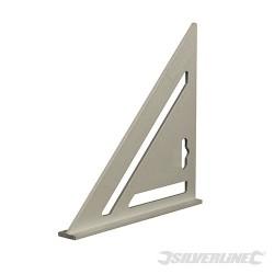 "Heavy Duty Aluminium Roofing Rafter Square - 7"""