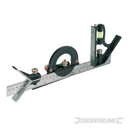Combination Square Set - 300mm