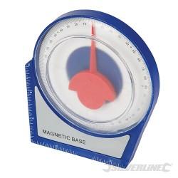 inklinometr, sklonoměr kapesní - 100mm