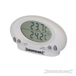 Termometr do pomiaru temperatury wew. i na zew. - -50°C to +70°C