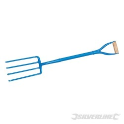 Solid Forged Contractors Fork - 1050mm