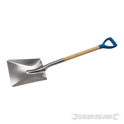 Aluminium Shovel - 1030mm