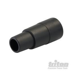 "Adaptér výfuku pilin - 32mm / 1-1/4"" US/Canada"