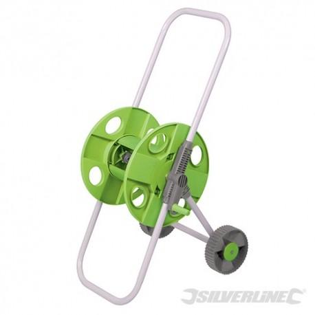 Silverline Navíjecí buben na hadici pojízdný - 45m Hose Capacity 686867 5024763067907