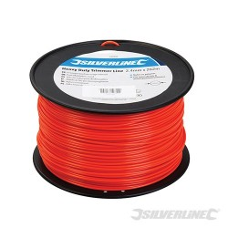 Heavy Duty Trimmer Line - 2.4mm x 262m