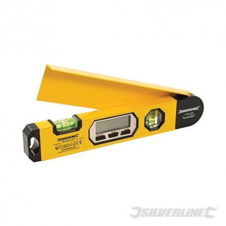 Silverline Digitální úhlová vodováha - 320mm 427637 5024763030048