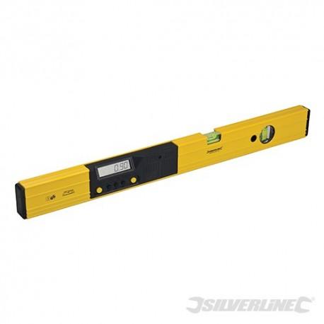 Silverline Digitální vodováha - 600mm 456976 5055058152947