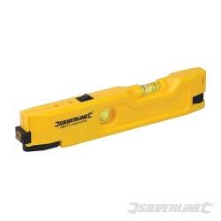 Mini poziomica laserowa - 210 mm