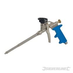 Solidny pistolet do PU pianki montazowej - 200 ml