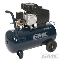 2hp Air Compressor 50Ltr - GAC1500 UK