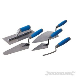 Soft-Grip Trade Trowel Set 5pce - 5pce