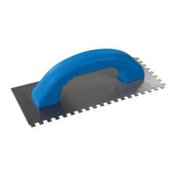 Adhesive Trowel D-Handle - 230 x 100mm - 6mm Teeth