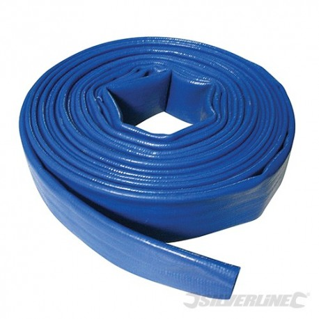 Lay Flat Hose - 10m x 25mm