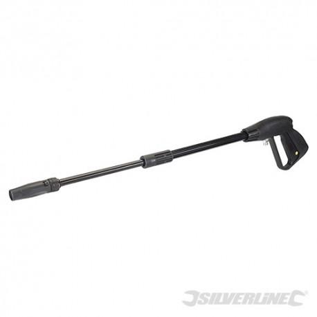 Pressure Washer Spray Gun & Lance - 165bar Gun & Lance