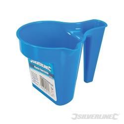 Plastikowy pojemnik na farbe - 600 ml