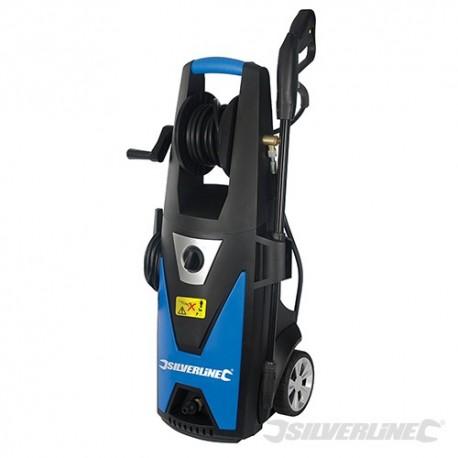 Silverline Tlakový čistič 1800 W - 165bar Max 102377 5024763111068