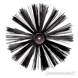 Flue Brush Head - 250mm