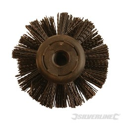 Drain Brush Head - 100mm
