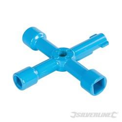 Standardowy klucz krzyzakowy - 70 mm