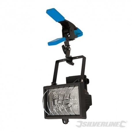 Silverline Závěsná pracovní svítilna 150 W - 150W 459873 5024763044243