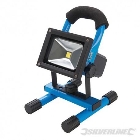 Reflektor LED z USB - 10 W