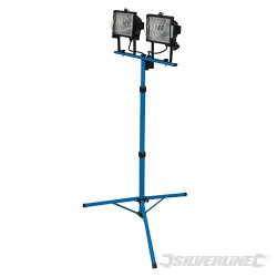 Twin Site Lights - 2 x 500W 230V