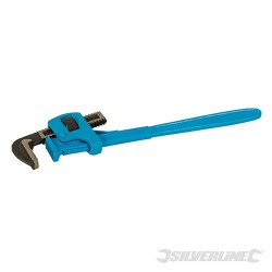 Stillson Pipe Wrench - Length 450mm - Jaw 60mm
