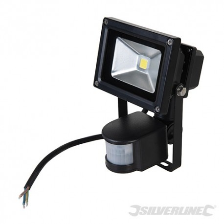 LED Floodlight - 10W PIR