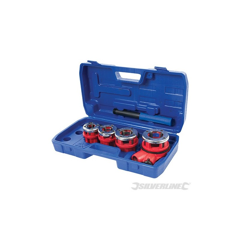 Pipe threading kit pce  bspt