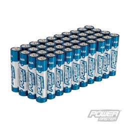 Super alkaliczne baterie AAA LR03, 40 szt. - 40 szt.