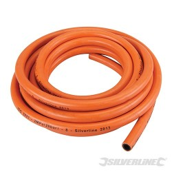Gas Hose without Connectors - 5m