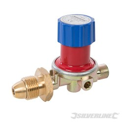 Adjustable Propane Gas Regulator - 500 - 4000mbar