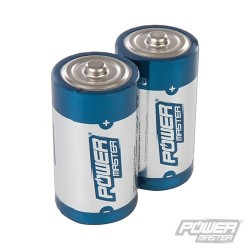 C-Type Super Alkaline Battery LR14 2pk - 2pk