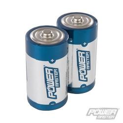 Super alkaliczne baterie C LR14, 2 szt. - 2 szt.
