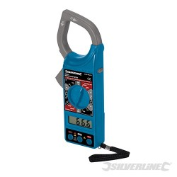 Digital Clamp Meter - 1000A AC