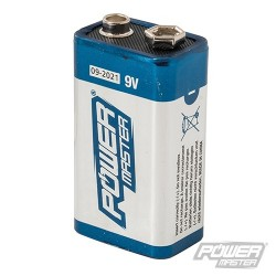 9V Super Alkaline Battery 6LR61 - Single