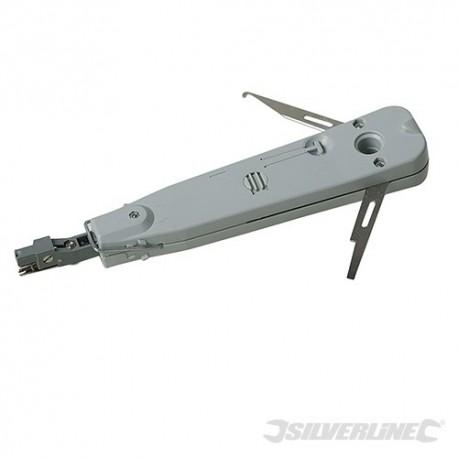 Silverline Narážecí a děrovací nástroj - 180mm 427572 5055058134417