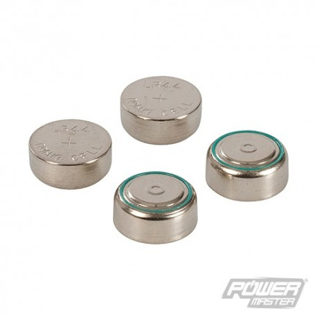 Alkaline Button Cell LR44 4pk - 4pk
